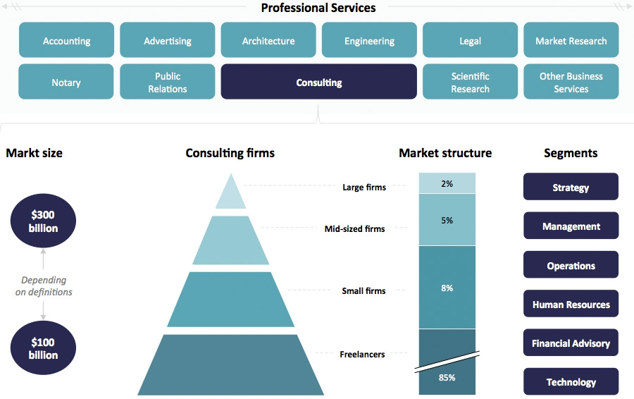 Professional Services - Consulting Industry