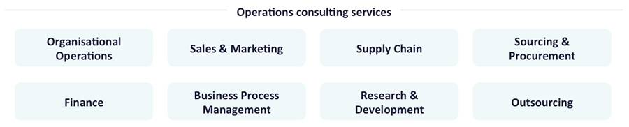 Operations Consulting - Services