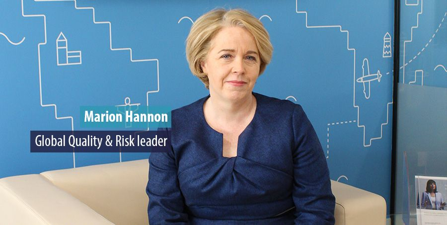 Marion Hannon succeeds Bob Dohrer as RSM's Global Quality & Risk leader