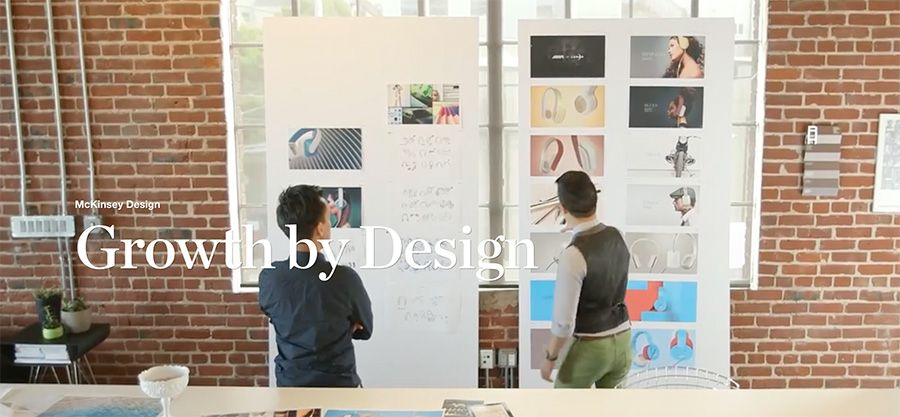 McKinsey Design - Growth by Design
