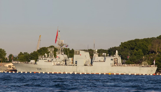 Canada blows its combatant ship budget out of water