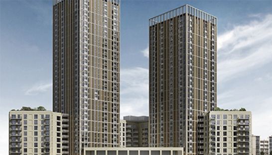 Mace appointed main contractor to build East Village