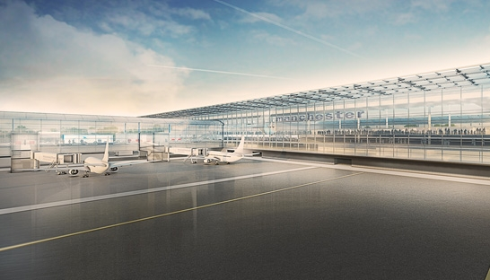 Arcadis secures major contract with Manchester Airport