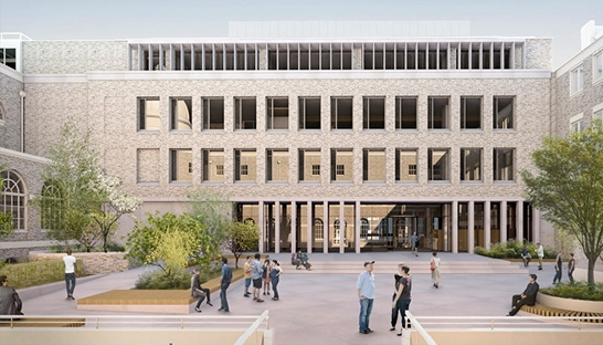 Mace appointed to deliver new UCL Student Centre