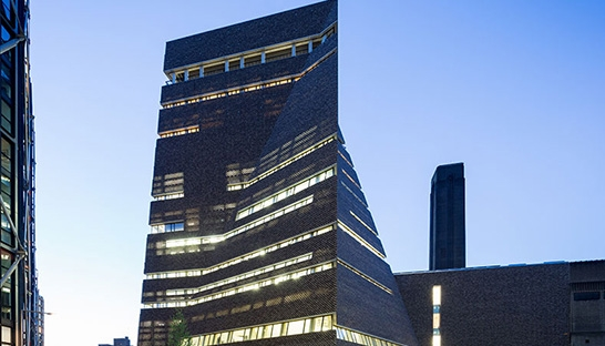 Newly opened Tate Modern expansion supported by Ramboll