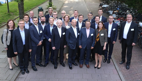 20 new Partners in 6 countries for consultancy BearingPoint