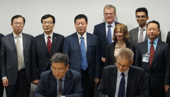 Ricardo signs MoU with engineering and consulting group in China