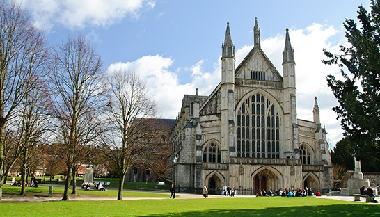 Ramboll provides engineering consultancy to Winchester Cathedral
