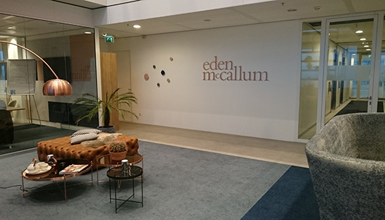 Eden McCallum Benelux moves into larger office in Amsterdam