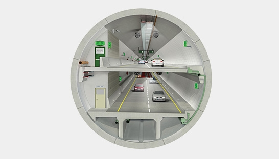 Arup supports completion of 5.4 km Eurasia Tunnel in Istanbul