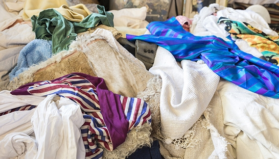 Circular economy principles add value to Nordic used textile industry