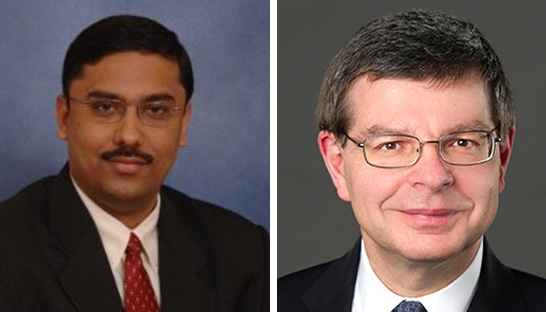 Korn Ferry hires Dhritiman Chakrabarti and Francois Truc