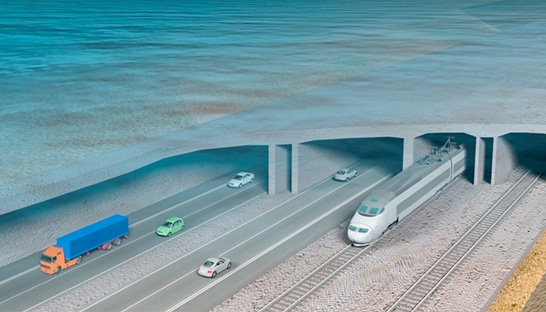 Ramboll, Arup and TEC win Danish tunnel consultancy contract