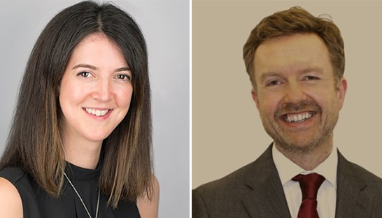 Redington hires Zoe Taylor to succeed promoted Paul Richards