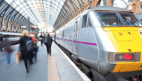 Europe's best train systems, UK railway poor in service quality