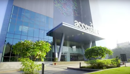 How it is to work at one of Accenture's 11 offices in India