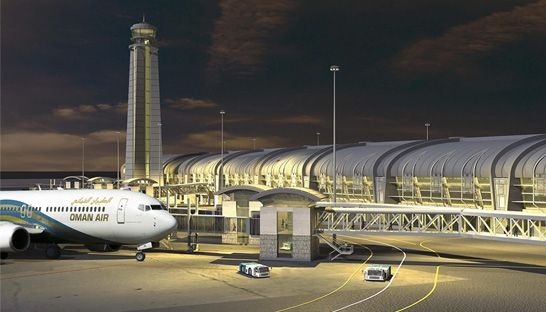 German airport consultants helping Muscat Airport with preparation