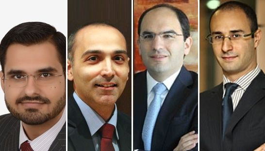 Four new Middle East Partners for PwC Advisory and Strategy&