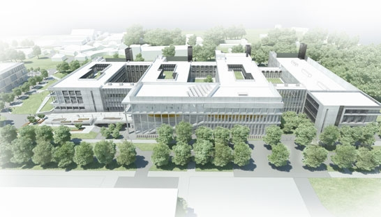 Consultants design new Cavendish III laboratory at University of Cambridge