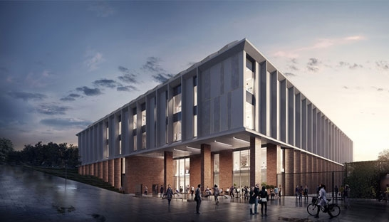 Mace appointed for construction of University of Sussex's new Life Sciences facility