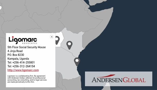 Andersen Global adds consulting firm in Uganda to network