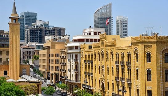 Lebanon calls in consulting firm McKinsey to revamp its economy