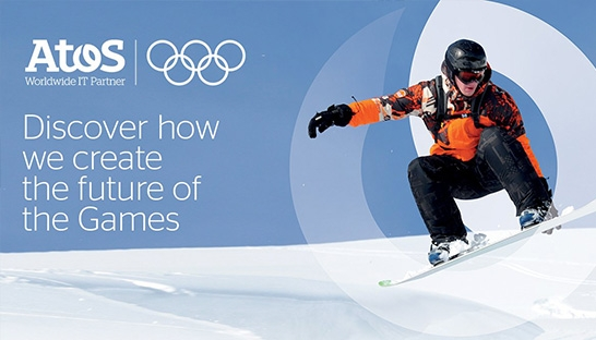 Atos leverages cloud tech to revolutionise 2018 Winter Olympics delivery