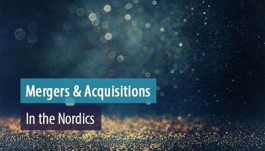 Mid-market M&A activity in Nordics picks up and 2018 outlook is bright