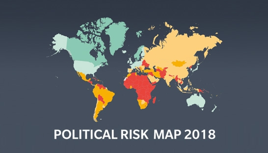 Botswana, Morocco and Ghana are the most politically stable countries in Africa