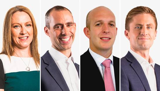 Pensions consultancy Hymans Robertson adds four new partners