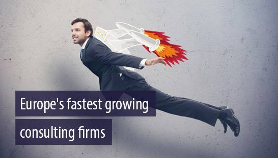 Analysis: Europe's fastest growing consulting firms and businesses