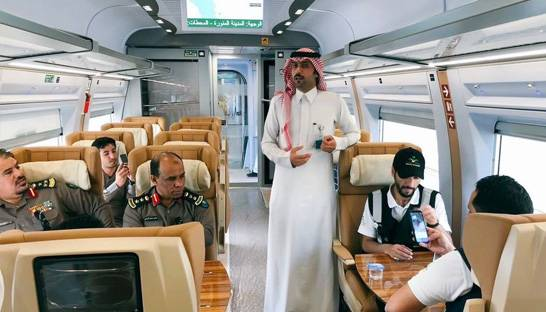 Royal HaskoningDHV wins contract for Saudi Arabia high-speed railway
