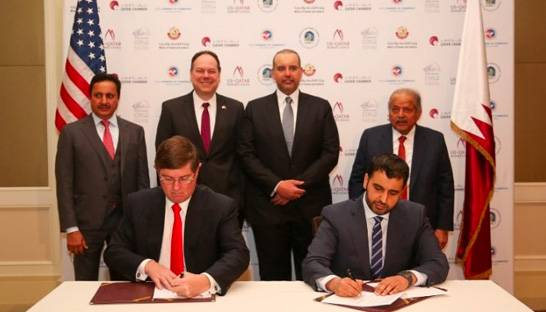 Engineering consultancies Astad and AECOM sign MoU to build Qatari airport