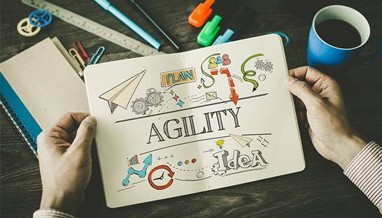 Innovation agility part of wider agility efforts faced by business