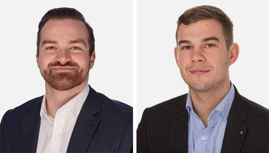 Joe Earlam and Joe Robertson explain why they chose First Consulting