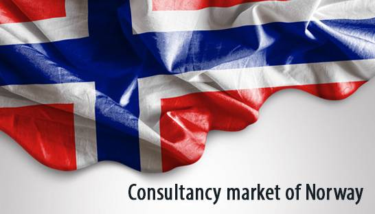 Consultancy market of Norway around quarter of Nordic consulting industry