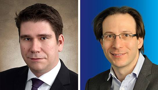 Szabolcs Mezei and Balint Gombkoto join PwC in Hungary