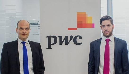 Michalis Stephanou and Charalambos Sergiou join partnership of PwC Cyprus