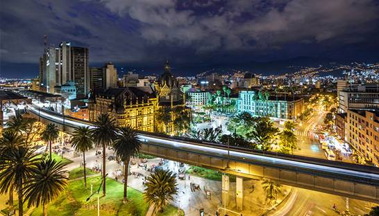 Citizens of Medellín among the most accepting of smart city technology in Latin America