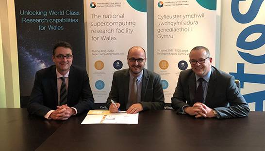 Atos wins deal to establish supercomputing Centre of Excellence in Wales
