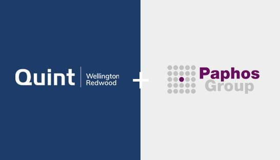 Paphos Group joins digital transformation consultancy Quint Wellington