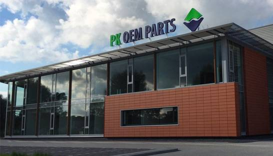Groenewout tool helps PK OEM Parts improve its inventory management