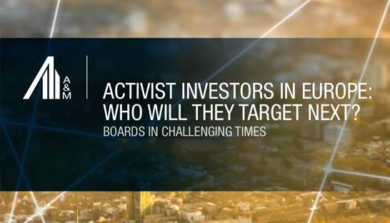 UK companies most at risk of investor activism
