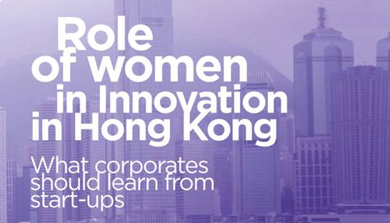 Wavestone finds women in start-up sector in Hong Kong drawn by culture