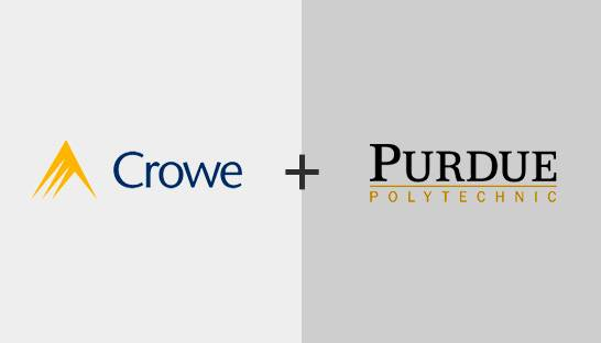 Crowe partners with Purdue Polytechnic Institute to tackle digital risk