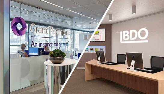 Grant Thornton's Johannesburg office merges with BDO South Africa