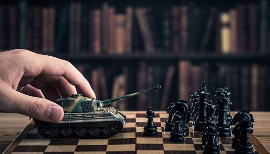 Business war gaming an effective instrument for improved decision-making