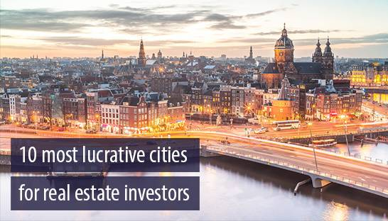 The 10 most lucrative cities for European real estate investors