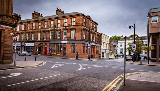 The HALO Scotland partners CGI for Kilmarnock regeneration