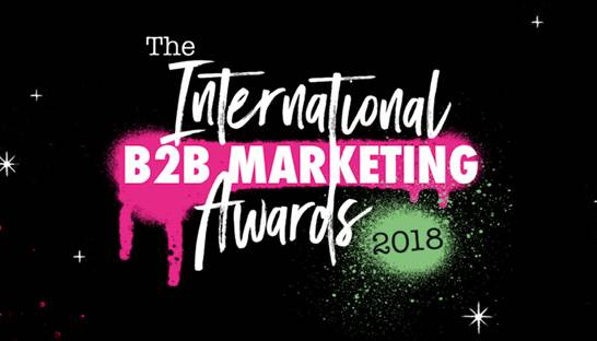 Elixirr shortlisted for prize at 2018 International B2B Marketing Awards